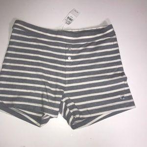 Aerie sleeping shorts